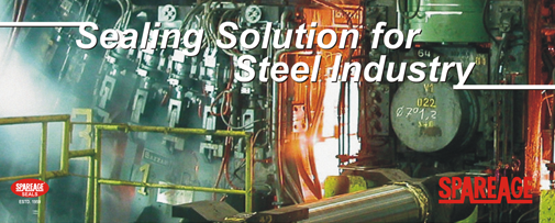 Sealing Solution For Steel Industry
