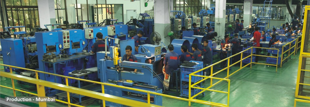Spareage Seals Production in Mumbai